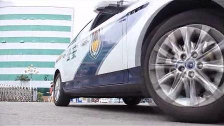 渝北区分局交巡警支队交通安全宣传电视栏目《交通新时空》第12期