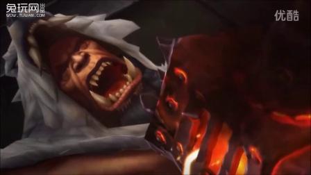 魔兽世界德拉诺之王酷炫过场动画合辑