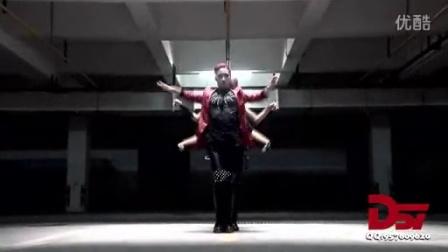 【D舞区爵士舞】韩国明星MV成品舞帅气爵士舞舞