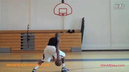 t. 1 篮球过人教学视频 -詹姆斯 哈登 Step back Dribble, 2 Step