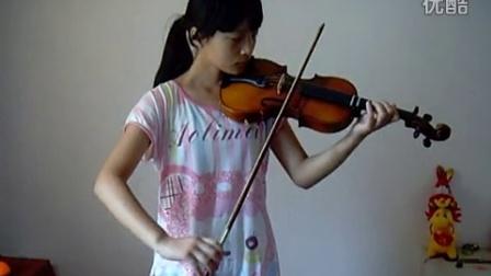 茉莉花 小提琴练习曲