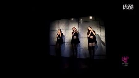 日韩MV成品舞舞蹈教学演绎视频 T-ara智妍《1分1秒
