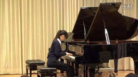 肖邦第二叙事曲钢琴大师班