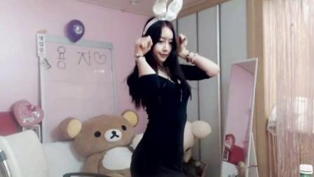 韩国女主播性感热舞  可爱兔子舞