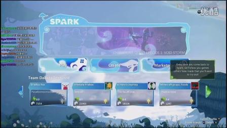 阿津实况【灵感计画 Project Spark 小游戏合辑】(1)麦块2代