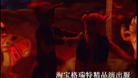 美丽的花纹六一儿童节舞蹈视频小荷风采舞蹈教程视频