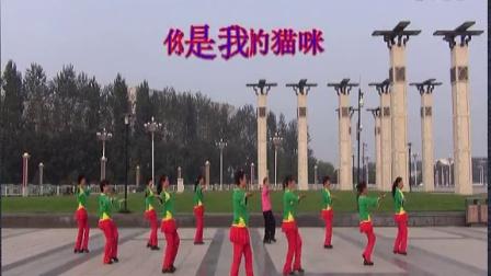 北京青青广场舞《你是我的妞》图片