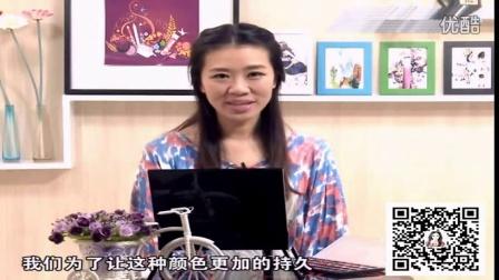 化妆的正确步骤 创意双色唇妆视频教程
