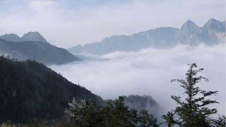 成都彭州九峰山旅游风景图片