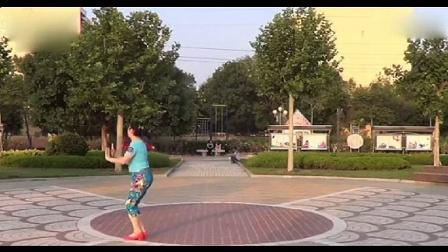 小苹果广场舞筷子兄弟(临盘立华编舞教学)