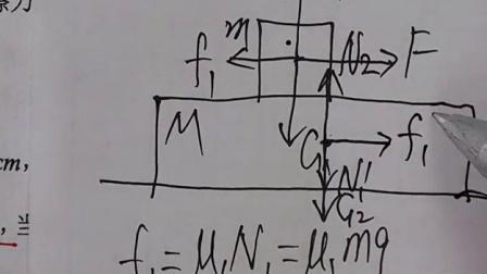 高一物理练习题(2014-10-17)(摩擦力)