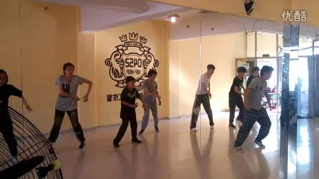 齐齐哈尔街舞~0452舞蹈工作室poppin班