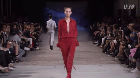 2015春夏巴黎时装周 A.F. Vandevorst 新品发布会