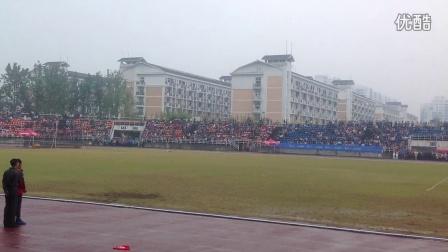 2014杭电运动会开幕式表演 航模 直升机3D