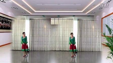 纯艺舞吧广场舞 多彩的哈达