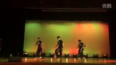 吉安一中艺术节街舞 街舞视频
