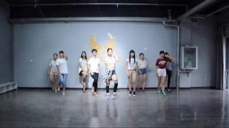 【襄阳翼之舞】日韩mv爵士舞成品舞AOA--《短发》