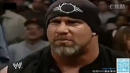 WWE布洛克回应战神高柏的强弱不等赛 莱斯纳vs鲁瑟夫 兰迪奥顿 阿
