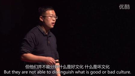 """微博段子手幕后老板林瑞TED演讲:网民都是""""自私""""的"""