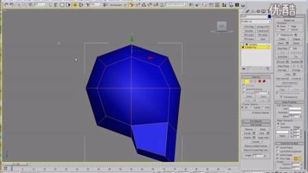 bx:头部建模结构