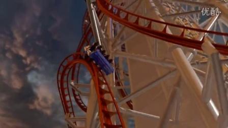 世界上最高的过山车!来之奥兰多,你敢坐吗