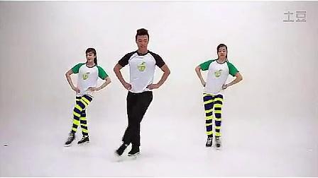 [秧歌梦]小苹果广场舞舞蹈教学现场版筷子兄弟