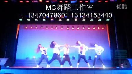 丹东爵士舞 丹东MC舞团 辽东学院舞蹈大赛 MC舞团学员比赛 欧美爵士 SPY KOD7冠军