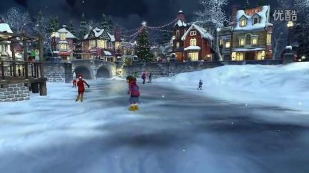 圣诞节广告 动画 Merry Christmas  026