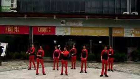 广场舞,广州车陂;最新【电话情缘】