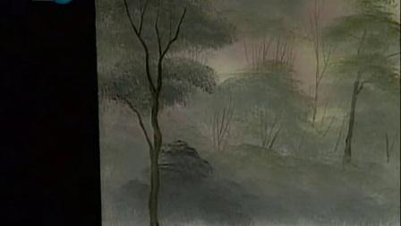 油画风景视频教程s15-03