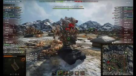 【SZRXS的坦克世界解说】260百场战纪&蝎式/T28概念车/T55A首战记录