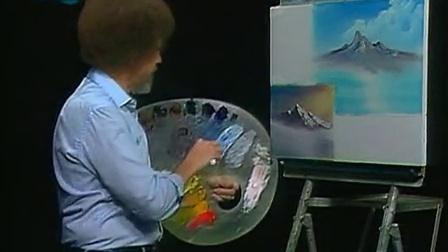 bob ross-艺术大师风景油画经典教程1