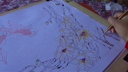 油笔内部结构图