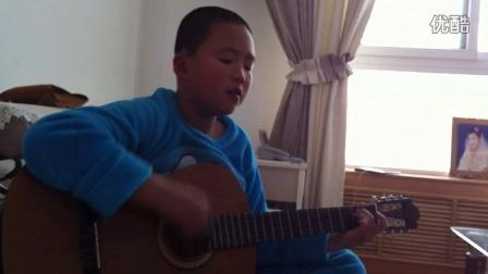 吉他弹唱 都是月亮惹的祸