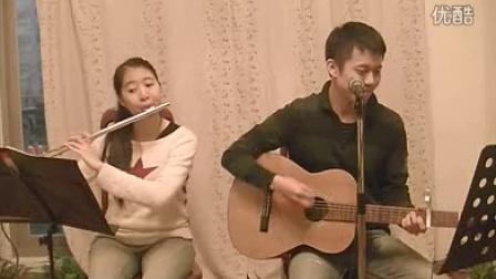 小苹果cover(筷子兄弟)吉他&长笛