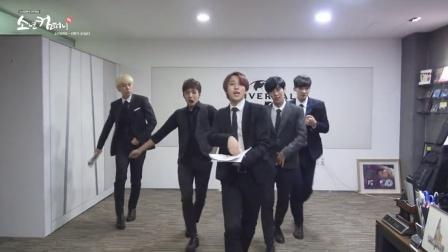 【KHD】少年共和国-真的出现了MV(舞蹈练习版)