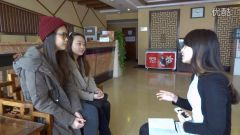 异邦留学生访谈《面对面》之  不可或缺的手机