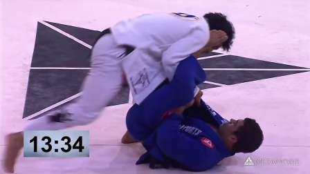 Metamoris 1 Kron Gracie vs Otavio Sousa