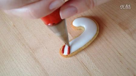 【糖霜饼干|视频】圣诞套装饼干2