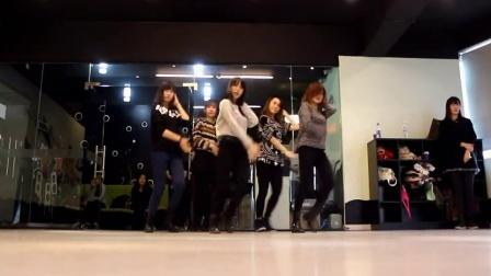 上海哪里学MV舞蹈-INSPACE-ACE-Holler(PART I)