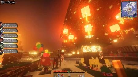 【我的世界】煊煊和小源祝大家圣诞快乐(圣诞特别节目)
