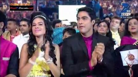 Zee Rishtey Awards 2014 {Main Event} 14th December 2014 pt3