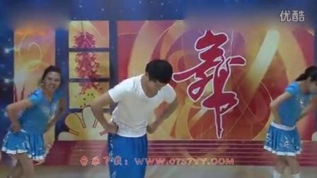 陈敏时尚广场舞 站在草原望北京