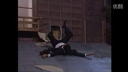 小泉今日子掘り出し 紐パンツ セクハラは太股あらわに蹴り飛ばす