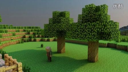 我的世界-树木生长线-typhooncinema出品