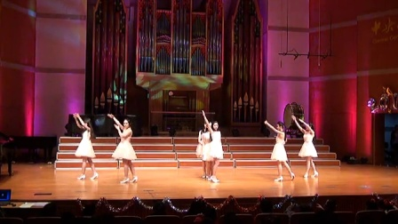 舞蹈《匆匆那年》--西南财大财税学院毕业晚会