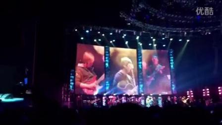 李志跨年演唱会图片