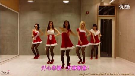 2015-傻傻的等候-圣诞装美女DJ舞曲