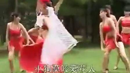 云南戏 云南山歌 隔河望见大麦黄 云南山歌民间小调 视频