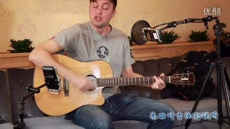 juliet朱丽叶吉他X-5吉他弹唱试听--声海琴业有限公司